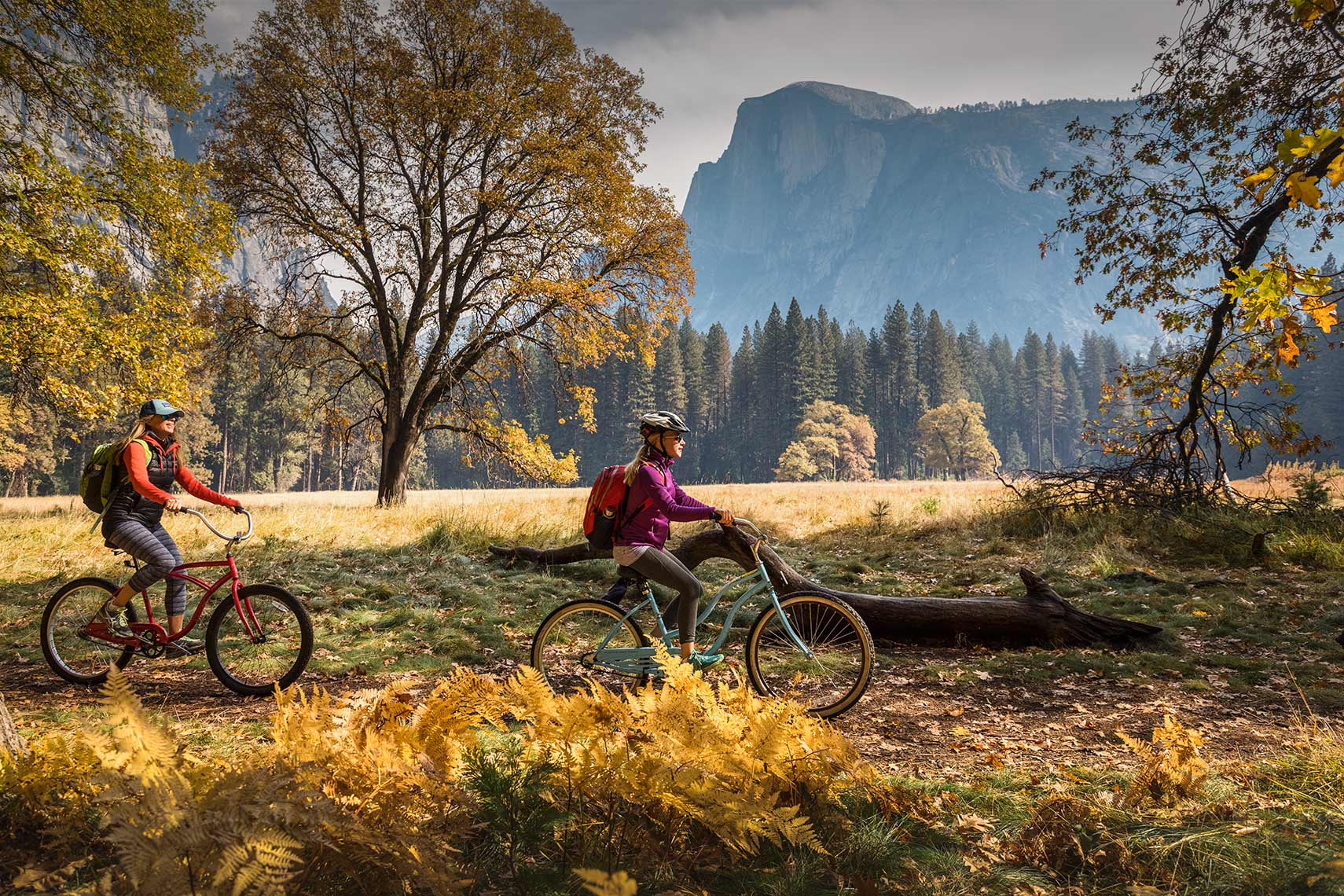 Biking-in-Yosemite
