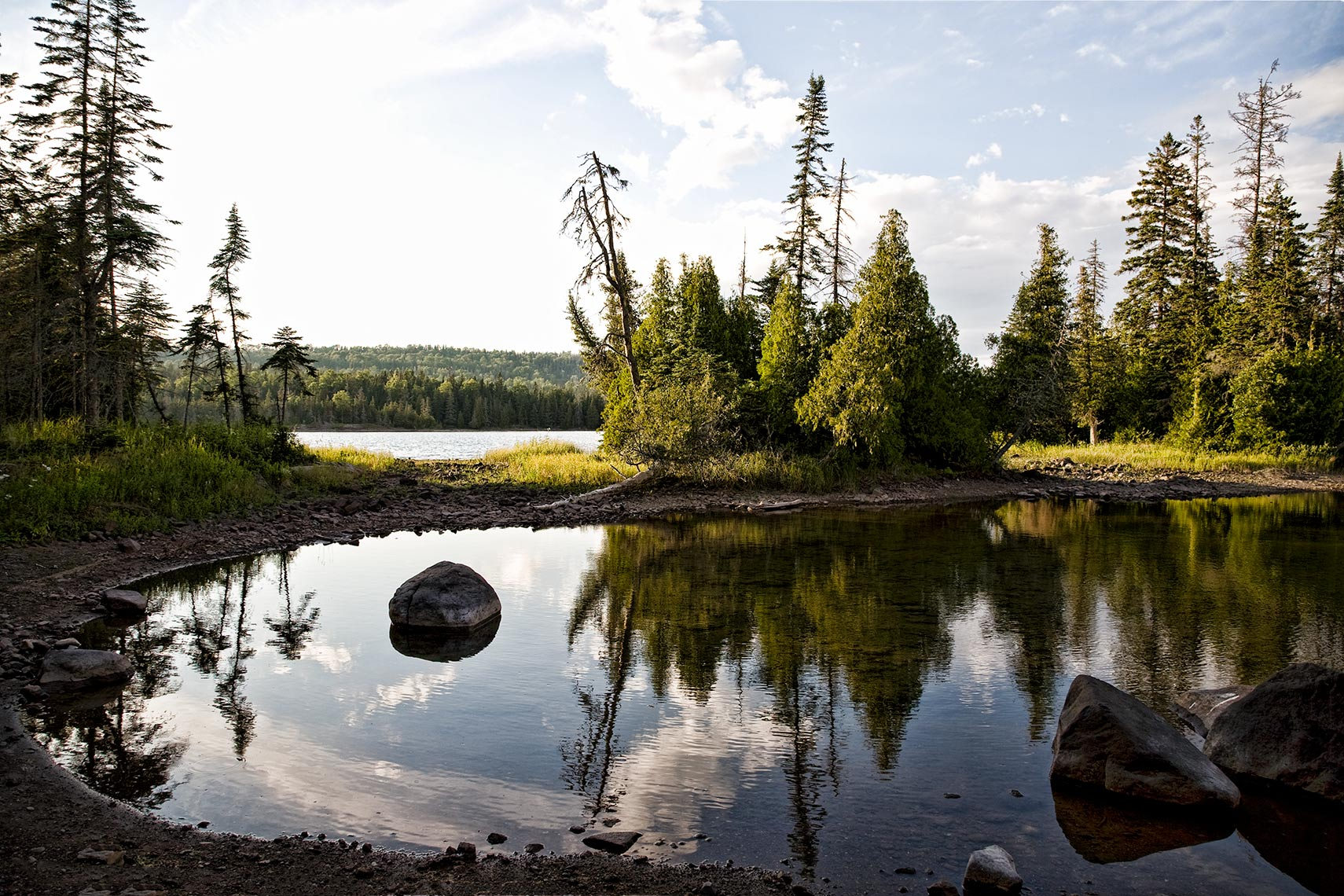 ISLE_ROYALE_POND