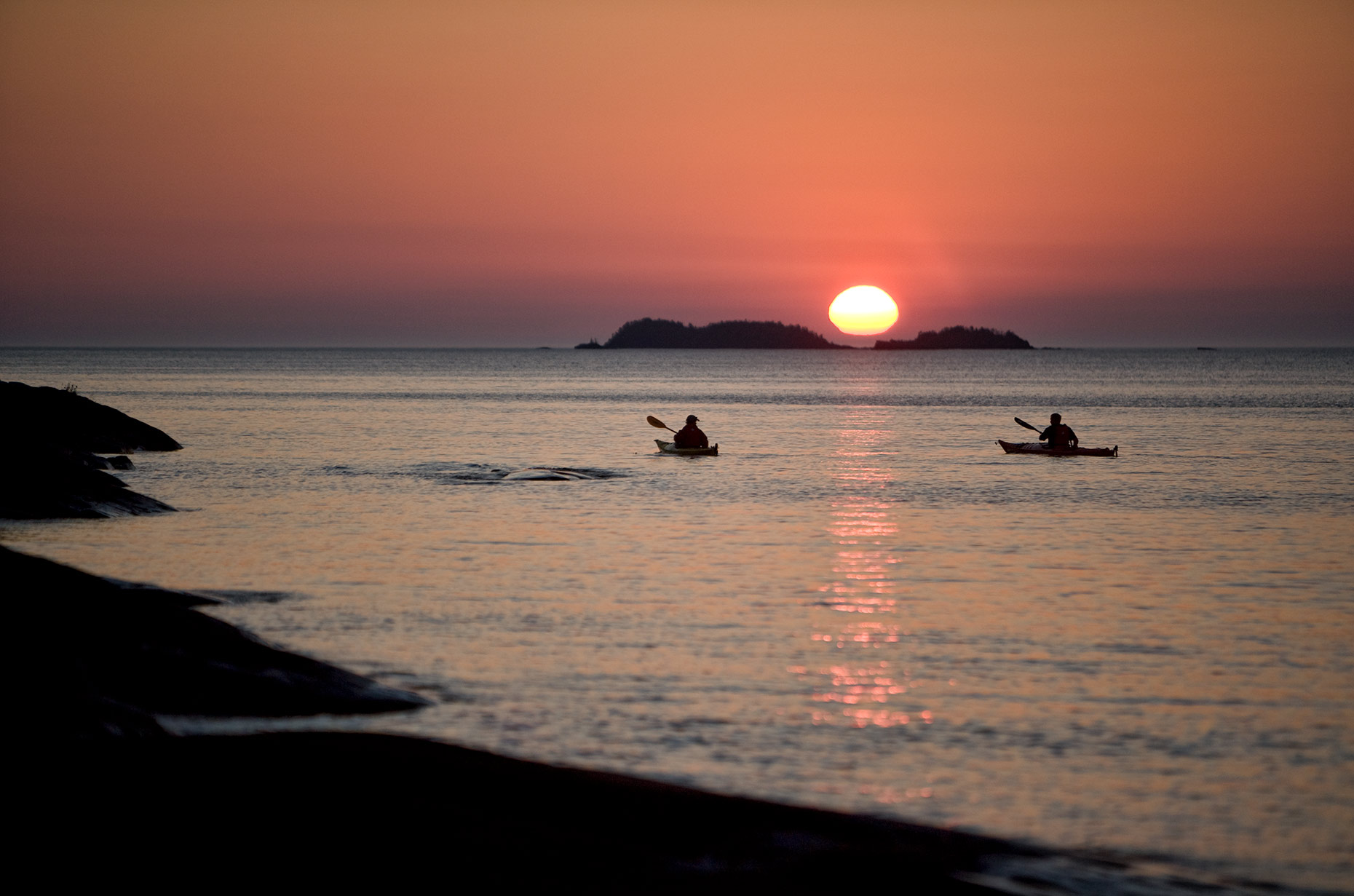 ISLE_ROYALE_sunset-paddle