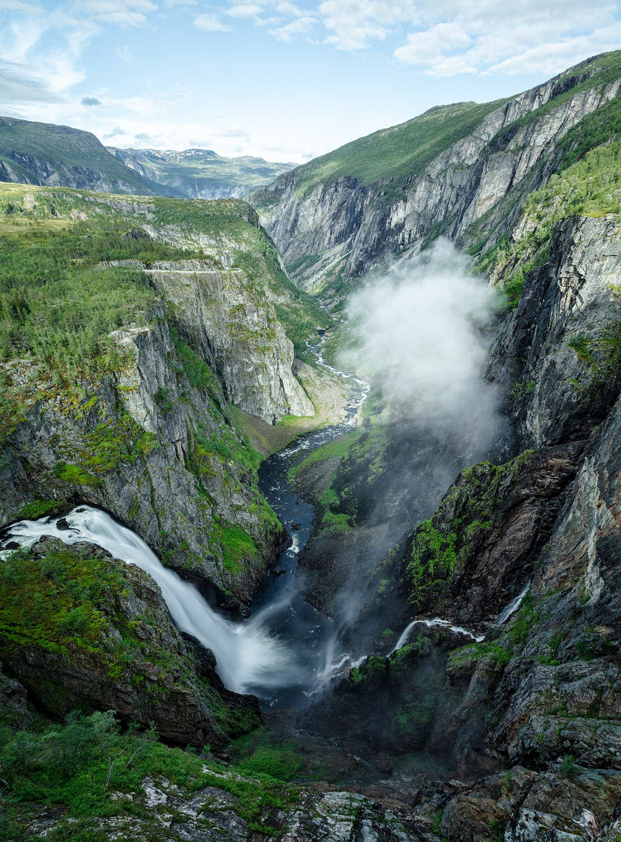 Vringsfossen-from-above